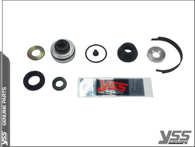 (800.1.000) Service kit YSS - 362 Series - 36mm piston, 12mm shaft